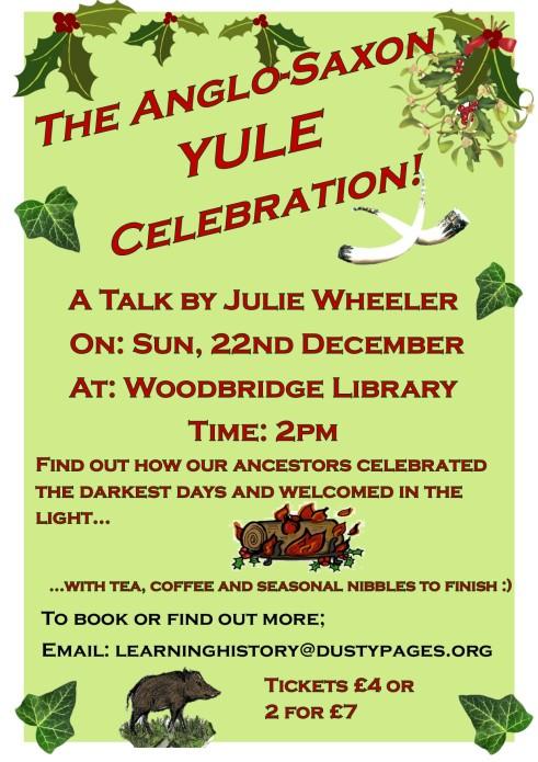 Yule poster